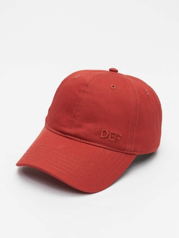 DEF Daddy  Snapback Caps rot