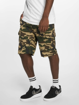 Rocawear Cargo Shorts Camouflage